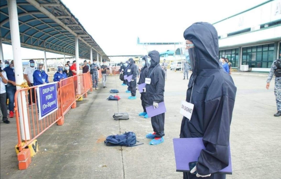 Batangas Port Crew Change - Establishment of a Seafarer Crew Replacement Hub at the Port of Batangas