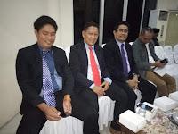 <b>Kesal, Ketua KPUD Kobi Imbau Jangan Pilih Caleg yang Tidak Taat Aturan </b>