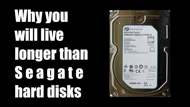 How Long Do Seagate Hard Disks Live?