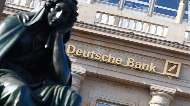 """""""Απειλές"""" των ΗΠΑ για πρόστιμο 2,4 δισ. ευρώ στην Deutsche Bank"""