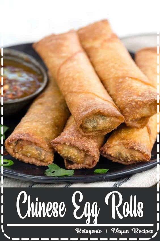 bought or ordered at Chinese restaurants Chinese Egg Rolls