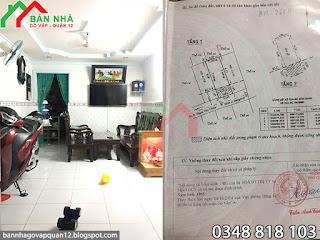 [ 2.25 tỷ ] Bán nhà phường 14 Gò Vấp hẻm Phạm Văn Chiêu - 3x8m ( MS 006 )