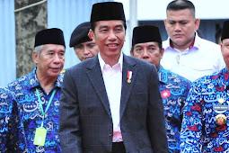 Inilah Tanggapan Jokowi atas Isu Antek Asing, PKI dan Kriminalisasi Ulama