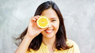 manfaat lemon untuk kecantikan