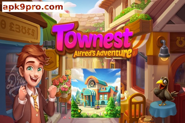 Townest v11.1.0 Apk + Data File size 179 MB for android