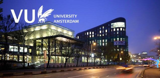 برنامج ممولة بالكامل في جامعة فريجي أمستردام في جميع التخصصات