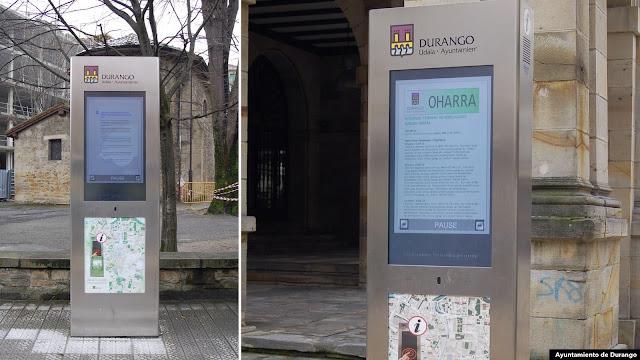 Puntos de Información Ciudadana (PIC) del Ayuntamiento de Durango