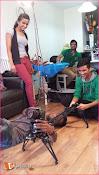 Ramasakkani Rakumarudu Working Stills-thumbnail-7