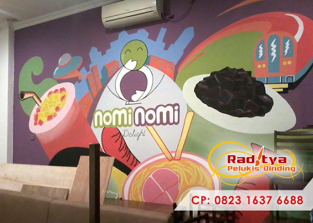 Jasa mural Semarang