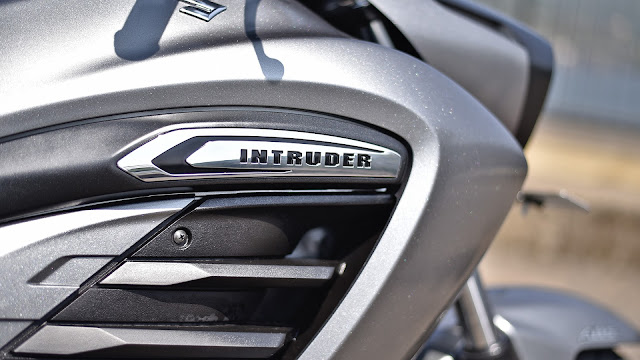 New Suzuki Intruder 150 Bike