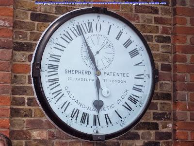 Reloj del Royal Observatory