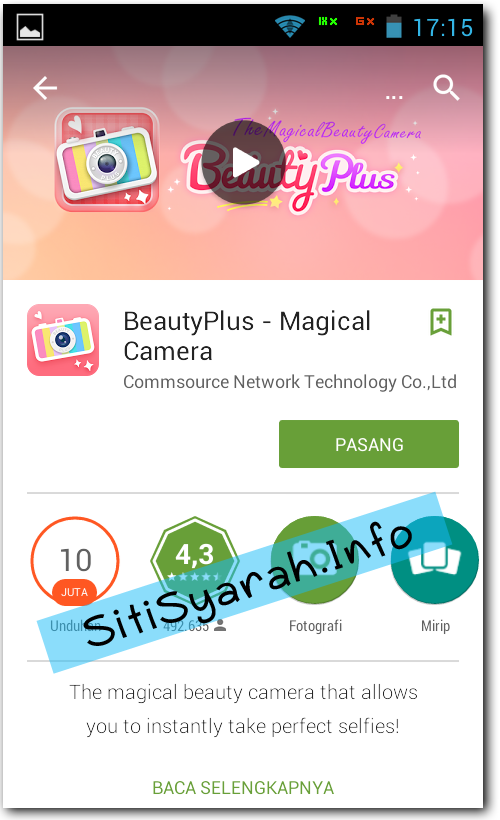 Aplikasi Edit Phot Android Terbaru 2015