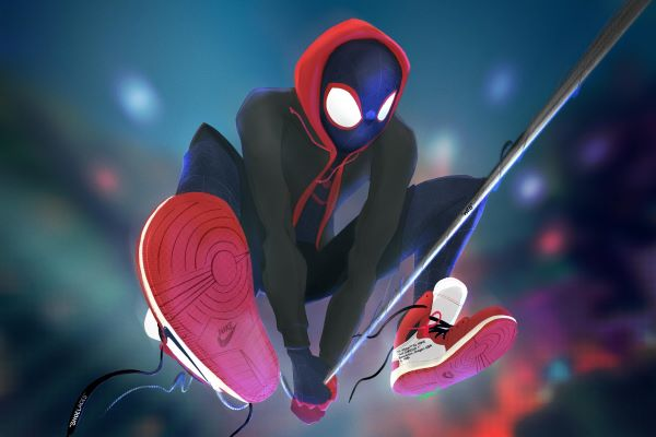 Spider-Man: Into The Spider Verse Wallpapers