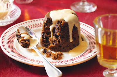Kahlua christmas puddings recipe