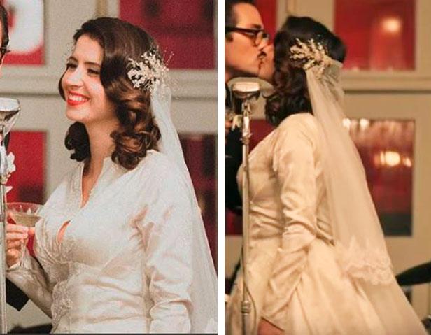 Vestido de noiva chacrinha filme