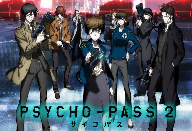 Psycho-Pass 2 BD Batch Episode 1 – 11 Subtitle Indonesia