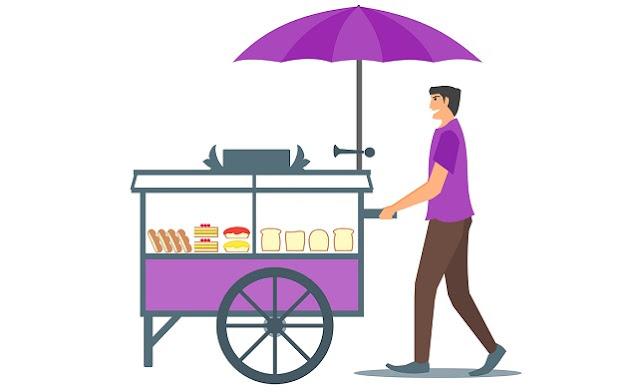 Contoh Teks Anekdot Penjual Kue