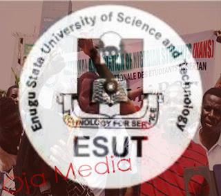 ESUT Students blast school Management