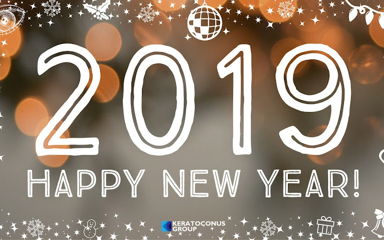 Happy New Year from Keratoconus Group