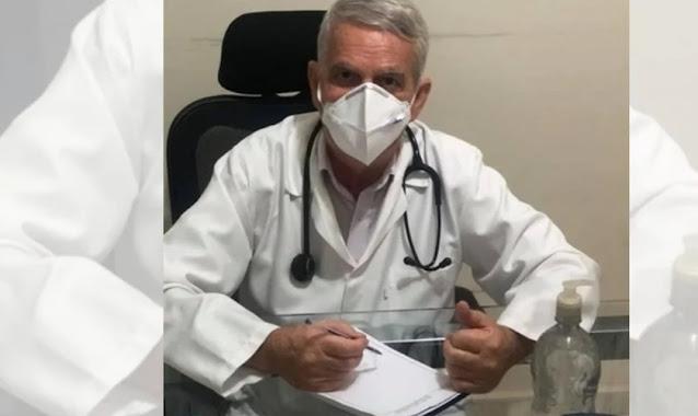'Deus tem um propósito para mim', diz médico curado após 90 dias internado com Covid-19