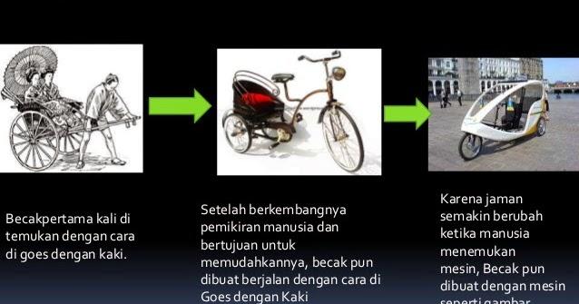 Contoh Globalisasi Bidang Transportasi Rasmi Ro