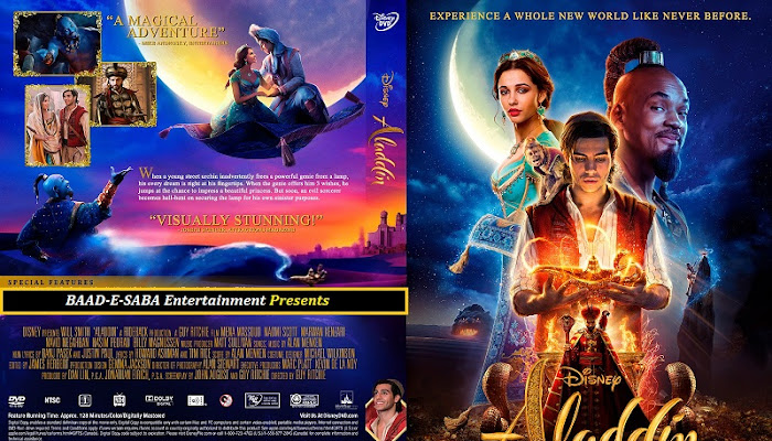 BAAD-E-SABA Entertainment Presents - Aladdin Movie Online in HD Watch Now