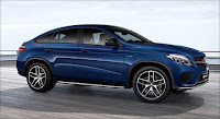 Mercedes AMG GLE 43 4MATIC Coupe 2018