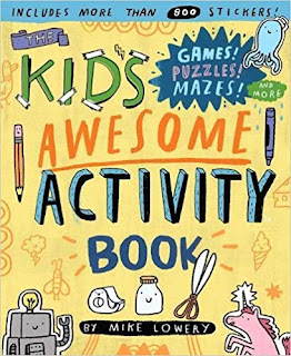 mike lowery activity book