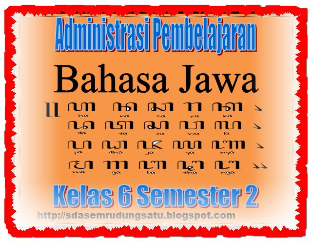 Download Administrasi Pembelajaran Bhs-Jawa-Kls-6.