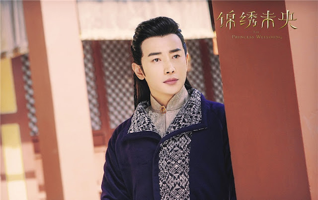 Luo Jin in Princess Weiyoung