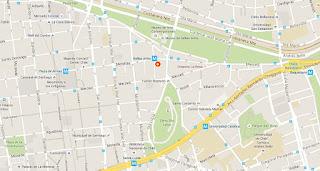 El Txoko Alaves mapa ubicacion