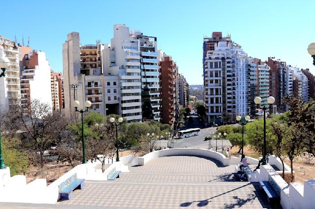 Roteiro de carro por Córdoba na Argentina