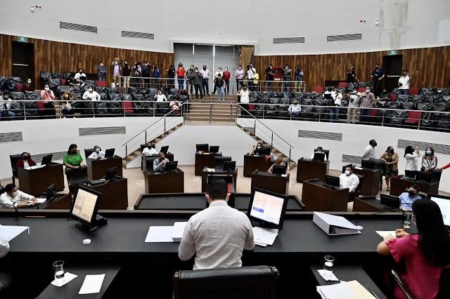 Con 20 votos a favor y 5 en contra, se aprueba matrimonio igualitario
