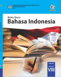 Buku bahasa indonesia Guru Kelas 8 k13 2017