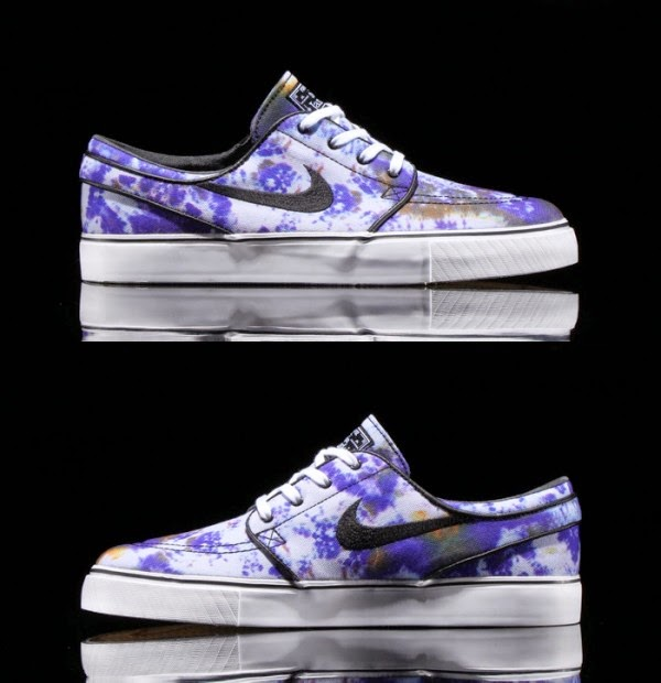 separation shoes edc05 a8d57 The Nike SB Zoom Stefan Janoski  Tie-Dye  Pack is a perfect way to welcome  the approaching Spring months. Stay tuned for more release date information.