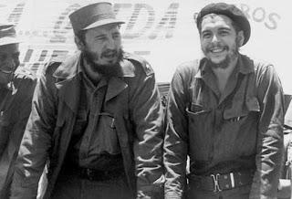 Che Guevarra dan Fidel Castro