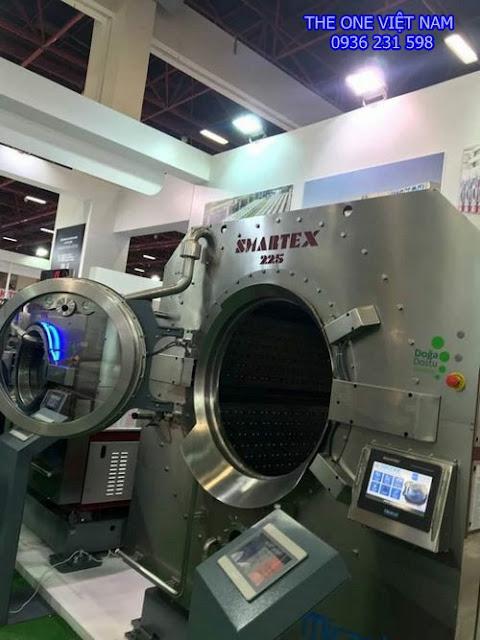 Lựa chọn máy giặt công nghiệp