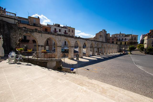 Acquedotto medioevale-Sulmona