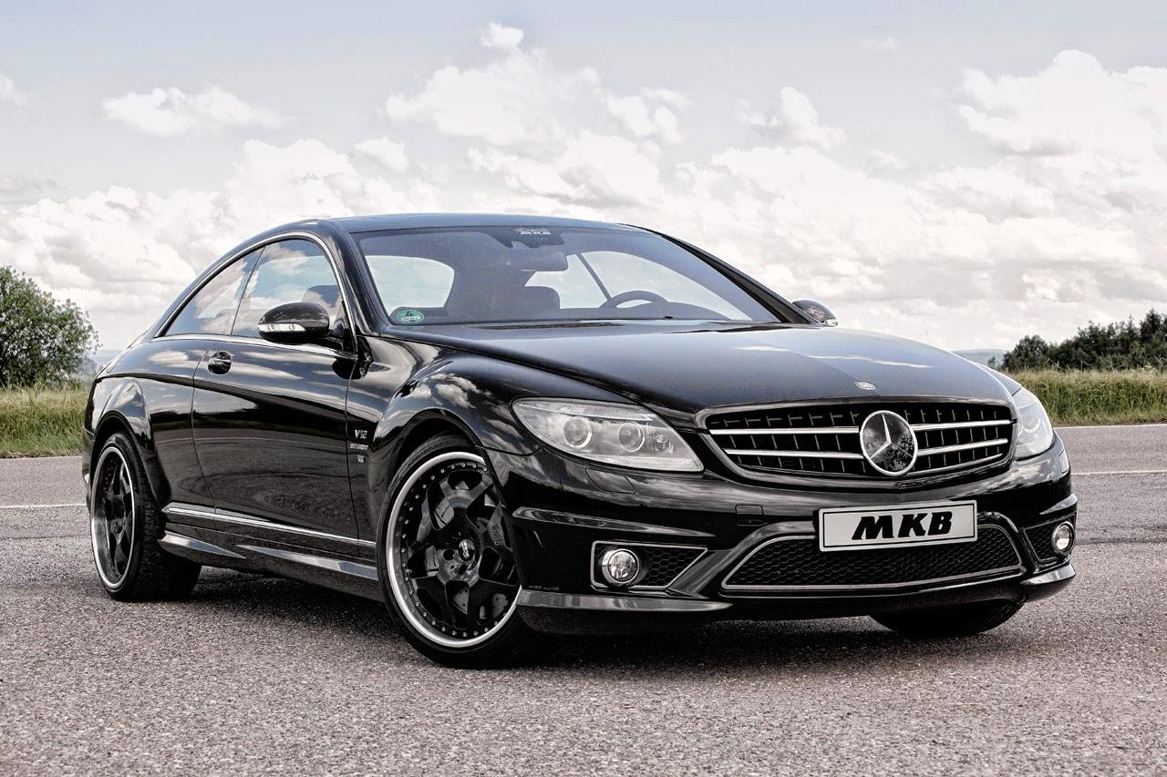 Mercedes-Benz W216 CL65 AMG By MKB