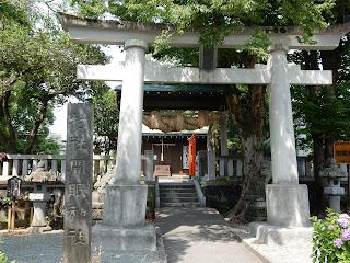 間眠神社(三島市)