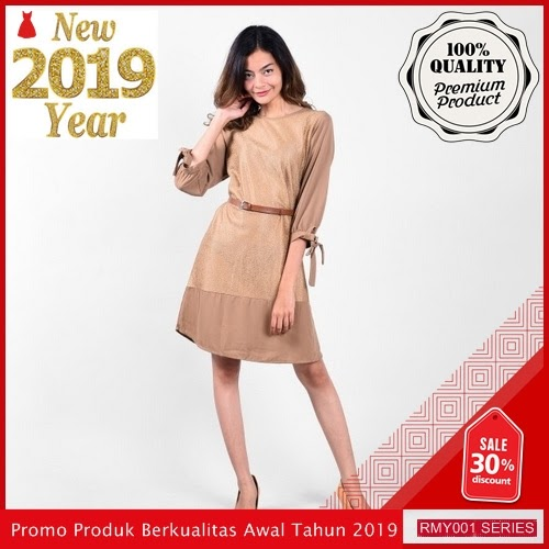 RMY015C36 Chapter 9 Dress Brukat Keren 7 Per BMGShop