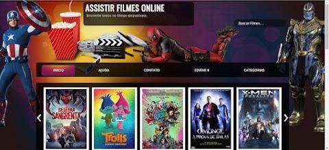 Blogger Template Filmes Online