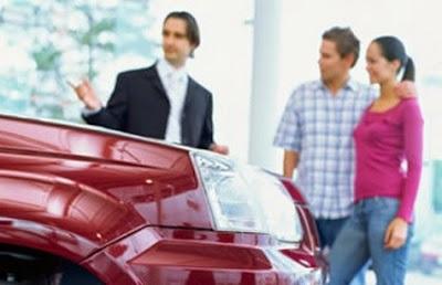 Vendiendo un coche