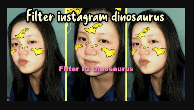 filter ig dinoasurus