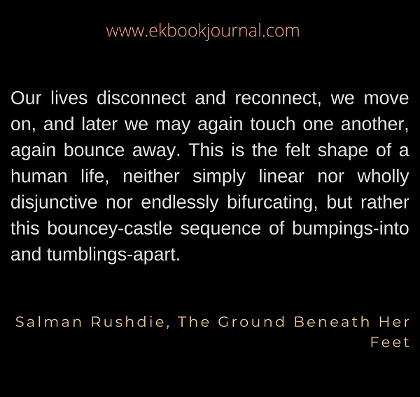 Salman Rushdie Quote