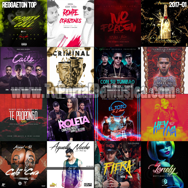 Reggaeton Top Vol. 1 (2017)