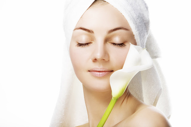Regular Skin Care and Makeup for Young Women