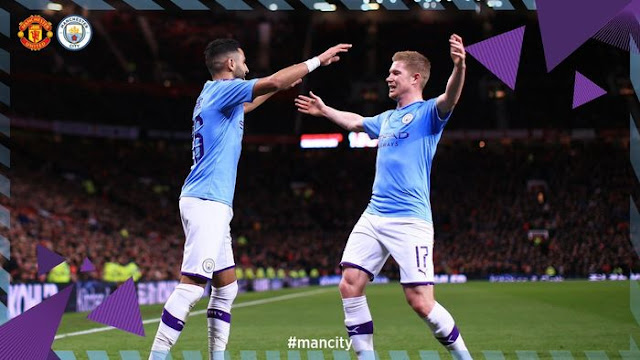 Premier League Cup Results - Man City Destroy Man United at Old Trafford