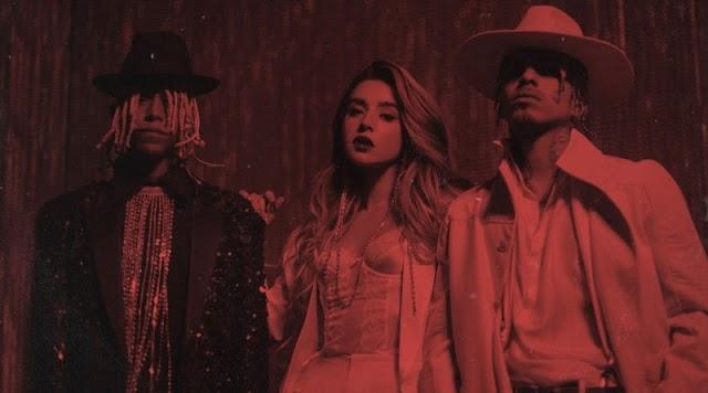 """Lola Indigo estrena """"4 besos"""" junto a Rauw Alejandro y Lalo Ebratt"""