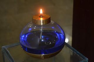lamparina de Maria